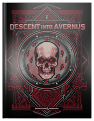 Descent into Avernus Special Cover