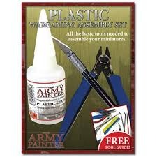 Hobby Starter- Plastic Assembly Set- Army Painter