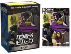 Cowboy Bebop Dragon Shield Sleeves - Faye