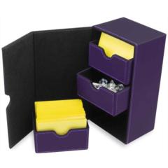 BCW - Deck Vault LX 200 - Purple