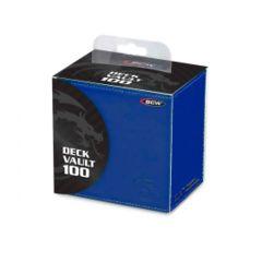 BCW - Deck Vault LX 100 - Blue