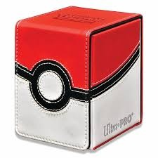 Pokeball Flip Box