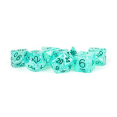 7ct. Flash Dice: Teal MD685