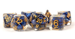 7ct Poly Pearl Royal Blue/Gold - MD692