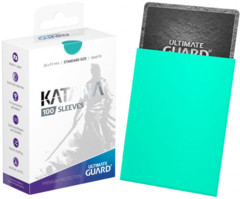 Ultimate Guard - Katana Sleeves - Standard Size - Turquoise