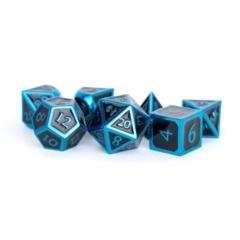 7ct. Metallic Blue/BLack - MD019