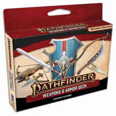 Pathfinder Weapons & Armor Deck