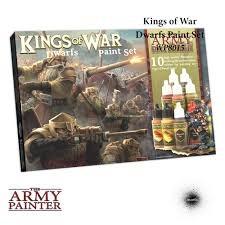 Warpaints Kings of War: Dwarfs
