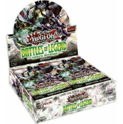 Battles of Legend: Heros Revenge Booster Box