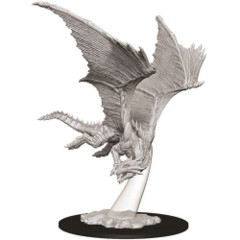 Nolzur's Marvelous Miniatures - Young Bronze Dragon (73710)