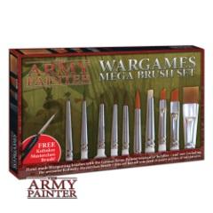 Army painter: Mega brush set