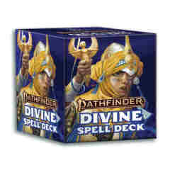 Pathfinder 2E Spell Cards Divine