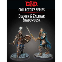 D&D Collector Series: Dezmyr / Zalthar Shadowdusk
