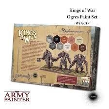 Warpaints Kings of War: Ogres