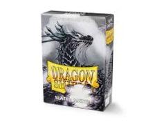 Dragon Shield Sleeves: Japanese Matte Slate (Box Of 60)