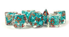 7ct Poly Pearl Teal/Copper - MD690