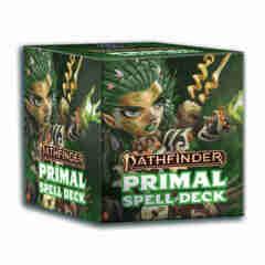 Pathfinder 2E Spell Cards Primal