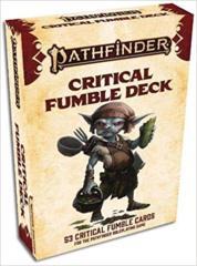 Pathfinder: Critical Fumble Deck