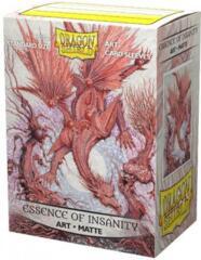 Dragon Shield Box of 100 in Matte Essence Insanity Art Sleeves
