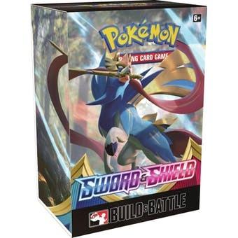 Sword & Shield Pre-Release Kit
