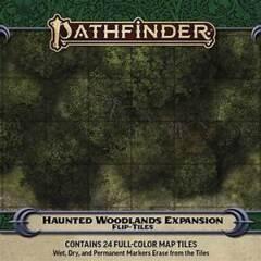 Pathfinder 2e: Flip-Tiles Haunted Woods Expansion