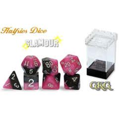 Halfsies Dice Glamour 7ct