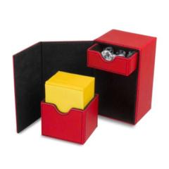 BCW - Deck Vault LX 80 - Red