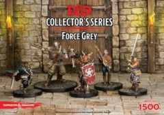 D&D Unpainted Minis - Force Grey