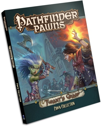 Pathfinder Pawns: Tyrants Grasp Collection