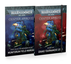 9th Edition Warhammer 40k Chapter Approved