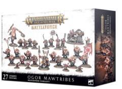 Ogre Mawtribes Battleforce Meatgrinder Warglutt