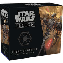 B1 Battle Droids Unit Expansion