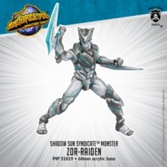 Shadow Sun Syndicate Monster: Zor-Raiden