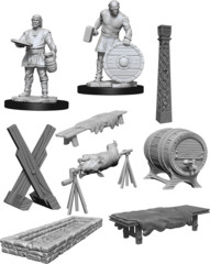 Deep Cuts Unpainted Miniatures: W13 Vikings