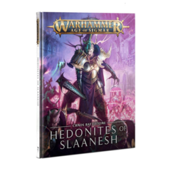 Battletome: Hedonites of Slaanesh (2021)