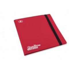 12 Pocket Quadrow FlexXFolio - Xenoskin Red
