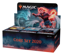 Core Set 2020 Prerelease Booster Box