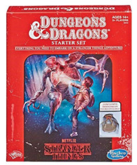 Dungeons and Dragons RPG: Stranger Things Starter Set