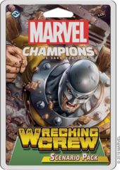 Marvel Champions LCG: The Wrecking Crew Scenario Pack