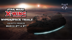 X-Wing Hyperspace Trials ticket