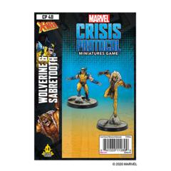 Wolverine & Sabretooth Character Pack