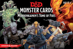 Monster Cards - Mordenkainen`s Tome of Foes