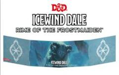 Rime of the Frostmaiden DM Screen