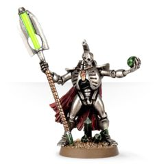 Necron Lord and Resurrection Orb