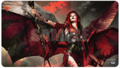 Magic the Gathering: Legendary Collection Standard Size Play Mat - Kaalia of the Vast