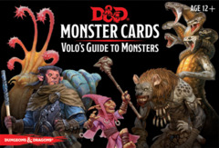 Monster Cards - Volo`s Guide to Monsters