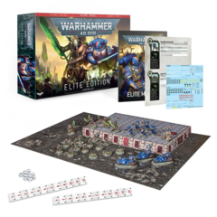 Warhammer 40k Elite Edition