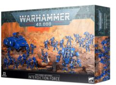 Space Marines Battleforce Interdiction Force