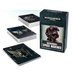 Space Marine Datacards