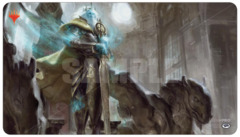Magic the Gathering: Legendary Collection Standard Size Play Mat - Brago, King Eternal
